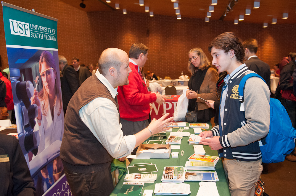 Usa College Day 2018 Us Uk Fulbright Commission